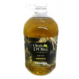 Pure Olive Oil (4 pieces box)